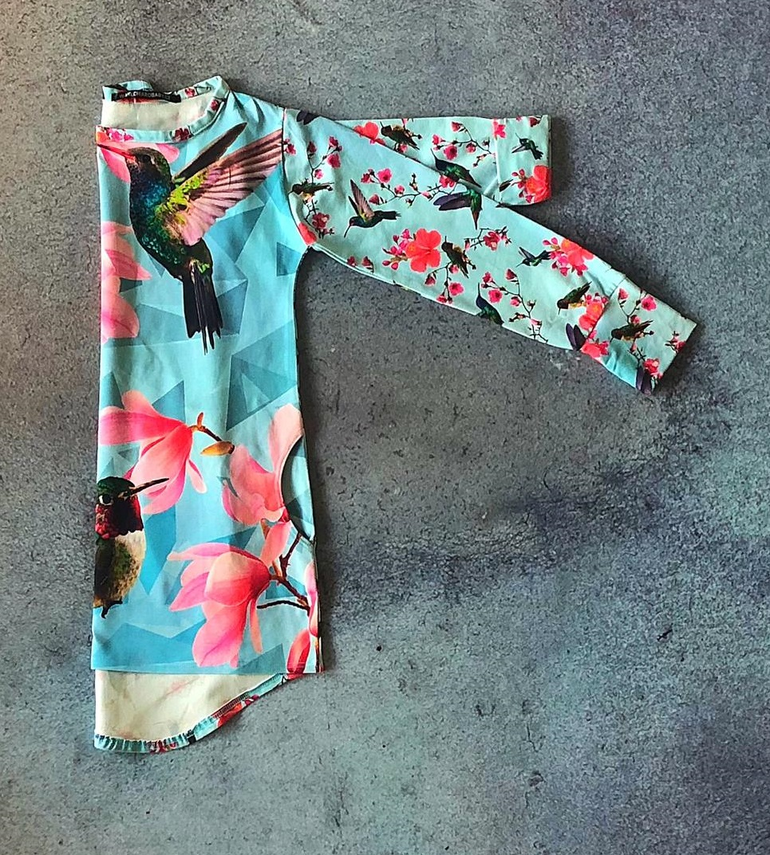 7bac913cc49 Kolibříci dámské stylové šaty empty