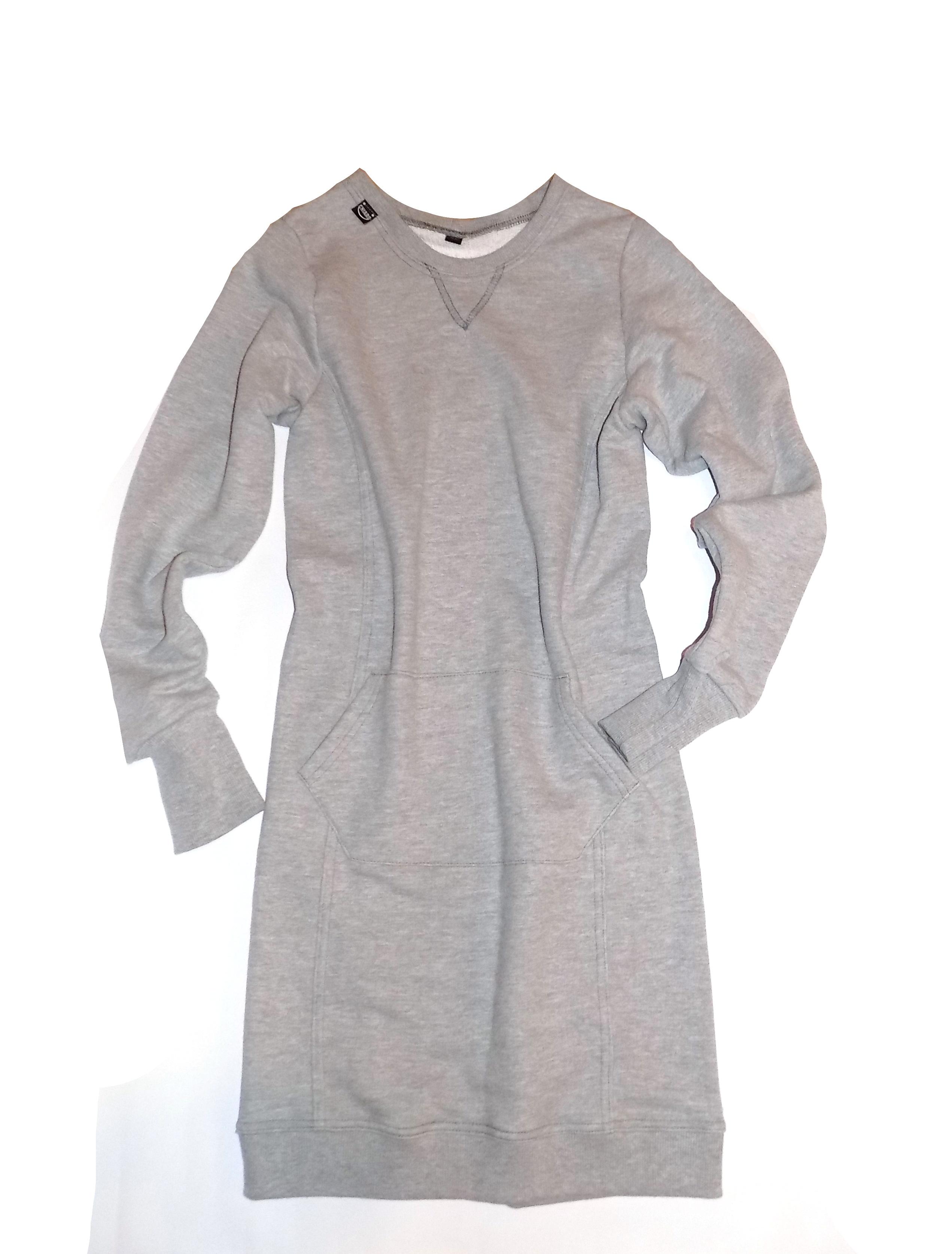 CHALA dámské teplákové šaty  614ff405ad0